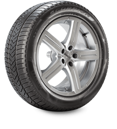 Pirelli SCORPION WINTER 245/65 R17 111H M+S XL RB Crossover téli gumiabroncs