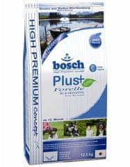 Bosch HPC PLUS Pstrąg & Ziemniak 12,5 kg
