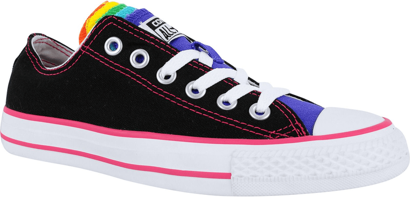 Converse Chuck Taylor All Star Multi Tongue Black 36,5