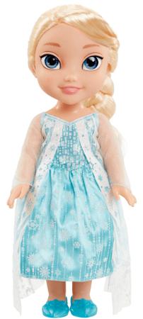 Disney Ľadové kráľovstvo - Elsa v zimných šatách