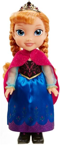 Disney Ledové království - Anna v zimních šatech