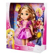 Disney Rapunzel so žiariacimi vlasmi