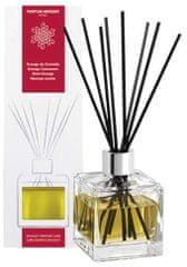 Lampe Berger aroma difuzér Cube Set, Pomeranč a skořice 125 ml