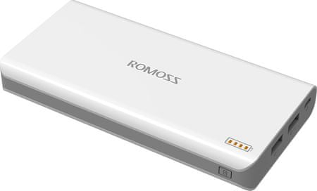 Romoss powerbank Solo 6 16000 mAh