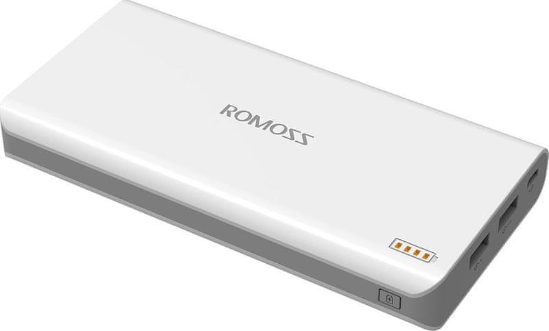 Romoss Solo 6 powerbank 16000 mAh