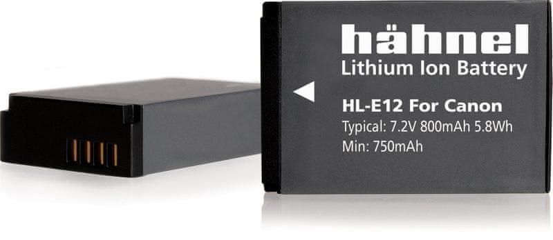 Hähnel LP-E12 pro Canon