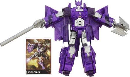 Transformers s doplňky a náhradním vybavením Cyclonus