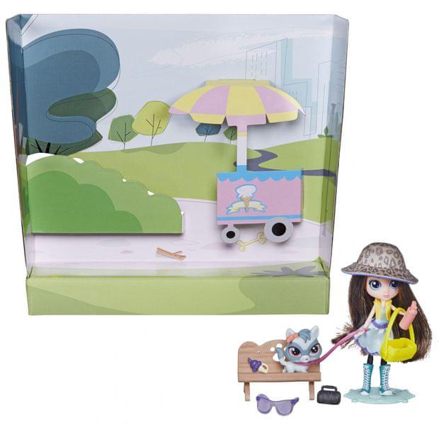 Littlest Pet Shop Blyhe a její přátelé - Sweet Saturday Afternoon