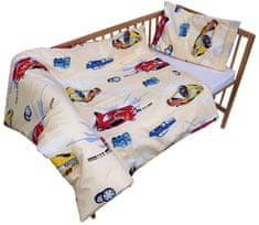 COSING 2-delni komplet posteljnine Cars