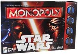 HASBRO Monopoly Star Wars SK
