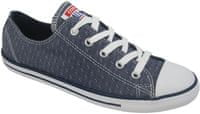 Converse Chuck Taylor All Star Dainty Chambray Navy 37