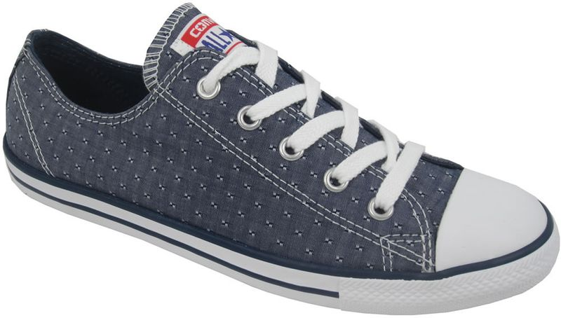 Converse Chuck Taylor All Star Dainty Chambray Navy 35,5