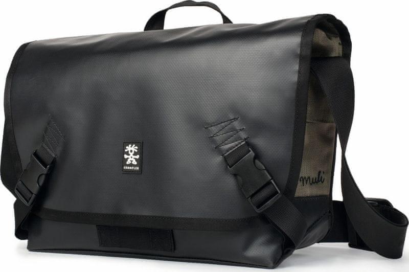 Crumpler Crumpler Muli 4500 Black tarpaulin/khaki