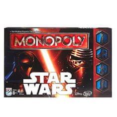 HASBRO Monopoly Star Wars Társasjáték - Magyar nyelvű