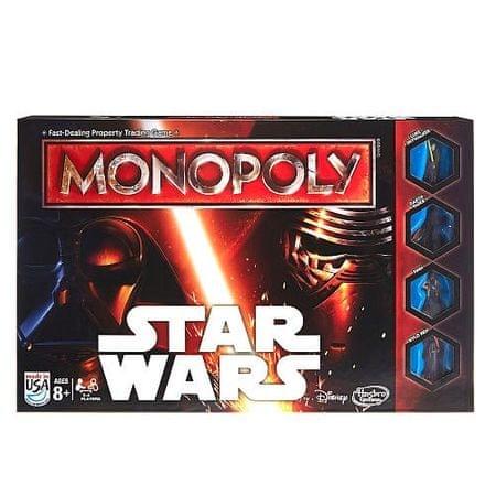 HASBRO Monopoly Star Wars II. osztály