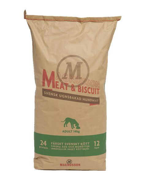 Magnusson Meat&Biscuit ADULT 14kg