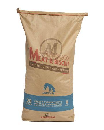Magnusson sucha karma dla psa Meat&Biscuit LIGHT 4,5kg