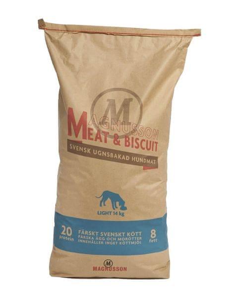 Magnusson Meat&Biscuit LIGHT 4,5kg