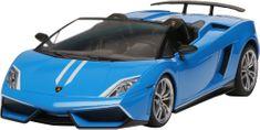 Buddy Toys RC Lamborghini Gallardo Spyder BRC 14.011 niebieskie
