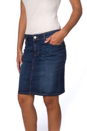 Mustang dámská džínová sukně Laura 26 modrá - Alternativy  8cca6c2f92