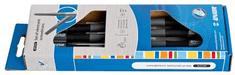 Unior garnitura izvijačev za elektroniko v kartonu - 607CS7E (620960)