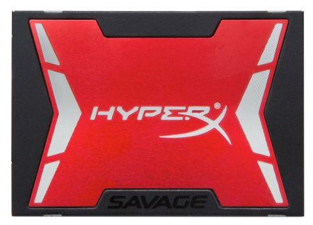 Kingston SSD trdi disk HyperX Savage 240 GB SATA3 2.5