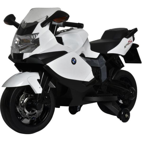 Buddy Toys Elektrická motorka BMW K1300 BEC 6010