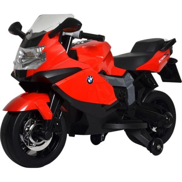 Buddy Toys Elektrická motorka BMW K1300 BEC 6011