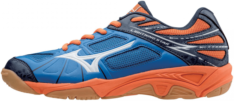 Mizuno Lightning STAR Z Jnr Blue/Orange 4 (36,5)