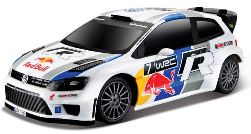 Maisto VW Red Bull Polo WRC 1:24