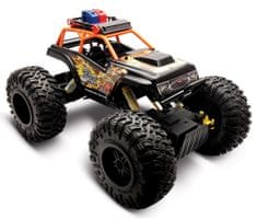 Maisto Rock Crawler 3XL čierny