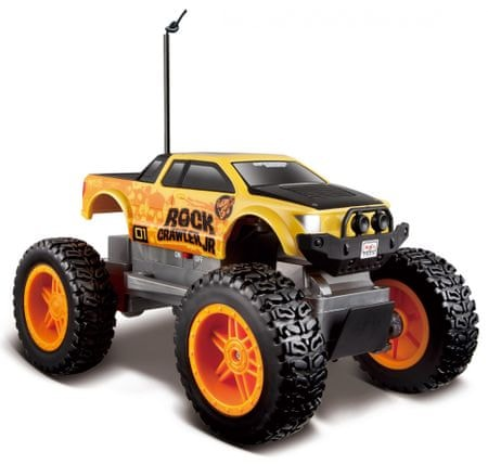 Maisto R/C Rock Crawler Junior