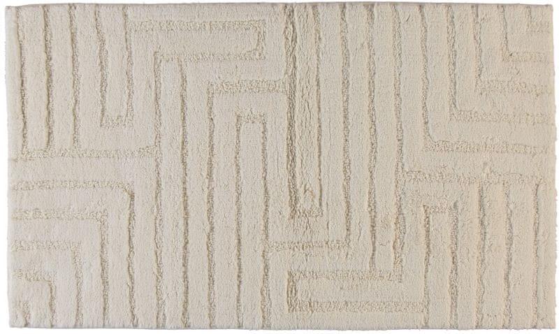 Cawö Frottier koupelnová předložka 60x100, barva natur