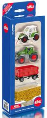 SIKU Set poľnohospodárske vozidlá