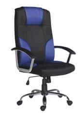 Kancelářské křeslo Miami modro-černé