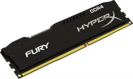 Kingston pomnilnik (RAM) HyperX Fury 8GB 2400 DDR4 CL15 1.2V Black serija