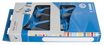 Unior garnitura klešč v kartonu - 402C2 (604880)