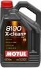 Motul olje 8100 X-Clean Plus 5W-30, 5 litrov