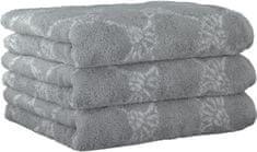 JOOP! 3 x ręcznik 50x100 cm, cornflower