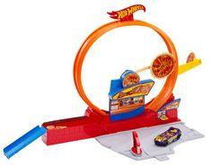 Hot Wheels Speedy Pizza klasszikus pályaszett