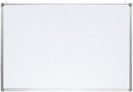 Optima magnetna tabla, 90 x 120 cm, bela, alu okvir