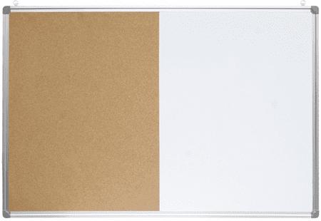 Optima kombinirana tabla pluta/magnet, 30 x 45