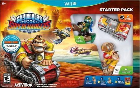 Activision igralna figura Skylanders Superchargers Starter Pack Wii-U