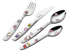 Zwilling J.A.Henckel Hello Kitty detský set 4 ks
