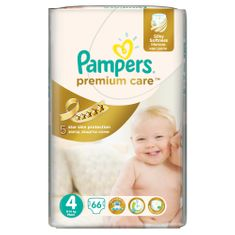Pampers Pampers PremiumCare 4 Maxi - 66 ks