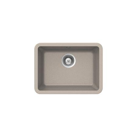 Teka zlewozmywak granitowy Radea 450/325 TG piaskowy beż (88489)
