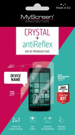MyScreen Protector zaščitna folija za Samsung Galaxy Note 5 N920, 2 kosa