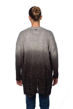 Pepe Jeans dámský svetr Suzie XS šedá  371cf2358c