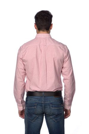 d19ca6a31d8 Gant pánská kostkovaná košile L červená - Parametry