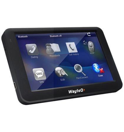 Wayteq GPS navigacija x985BT